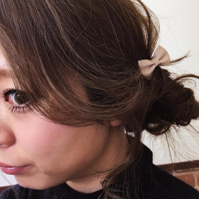 あま甘なヘアアレンジ_9