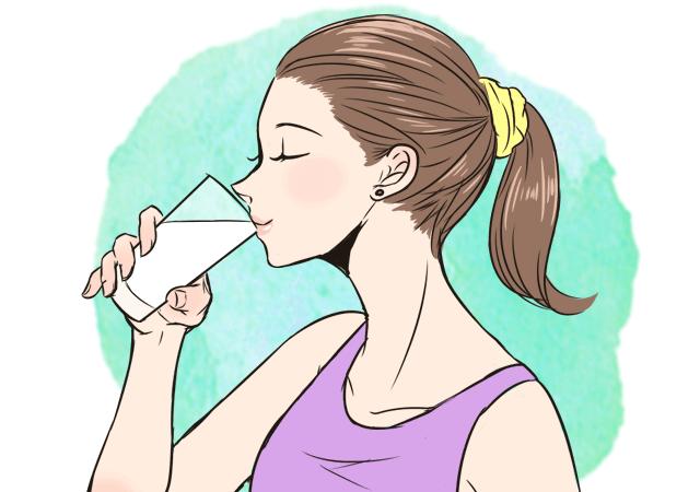 ②『湯上りに飲むヨーグルト1本(150~200cc)を飲む』