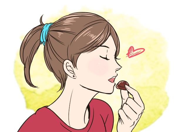 ③『食間に空腹を感じたら我慢しない』