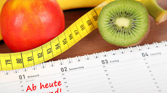 冬休みの短期間に痩せよう!14日間集中ダイエットプログラム