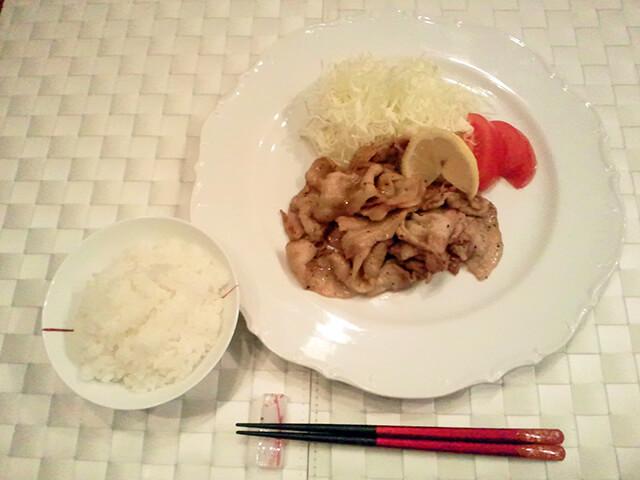 ヤセごはんレシピ / オレイン酸の力でコレステロールを抑えよう! レシピ:豚バラ肉のカラシ焼き_1