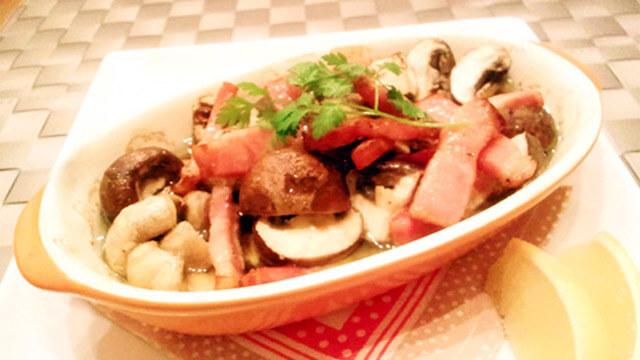 マッシュルームのおすすめダイエットレシピ~油脂と食べ合わせるとビタミンDの吸収率アップ!