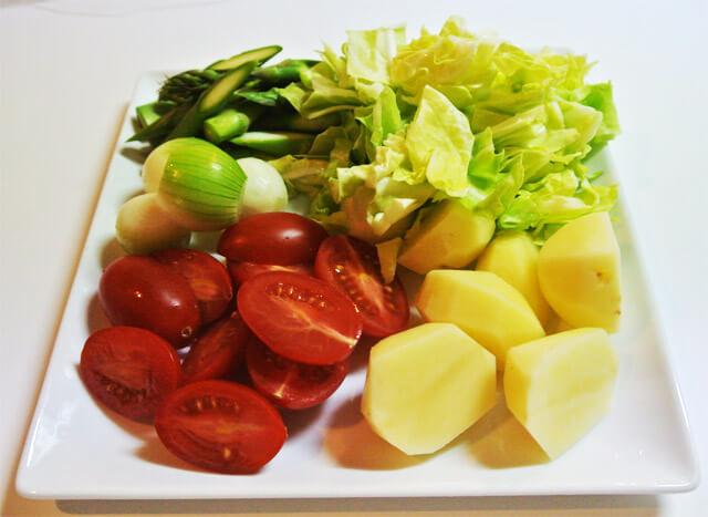 Step1 下ごしらえ ~野菜を一口大にカットする~_1