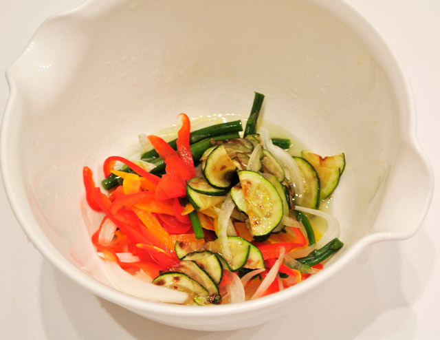 「夏野菜のさっぱりマリネ」の作り方_12