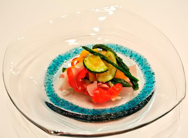 「夏野菜のさっぱりマリネ」の作り方_15
