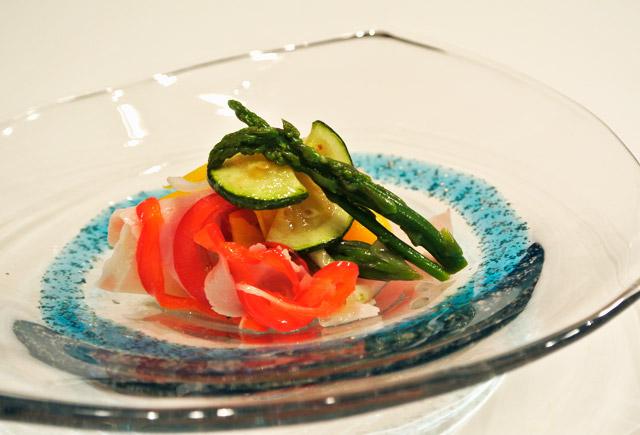 「夏野菜のさっぱりマリネ」の作り方_1