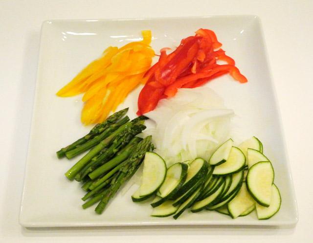 「夏野菜のさっぱりマリネ」の作り方_4