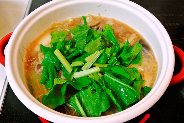 生姜と鶏肉のほっとするスープの作り方_24