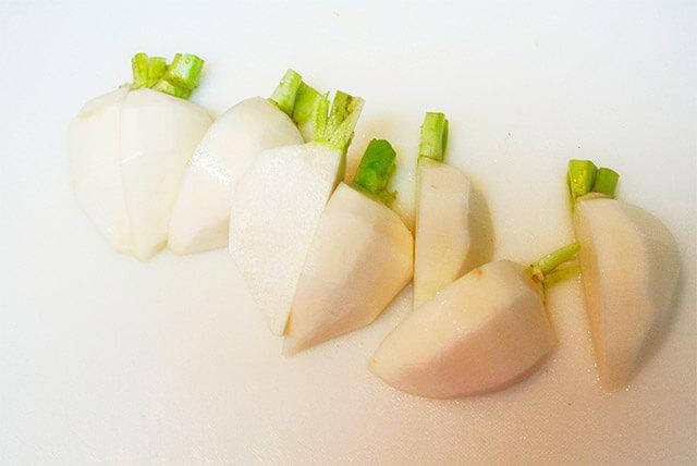生姜と鶏肉のほっとするスープの作り方_5