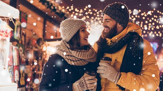 寒い季節は彼との距離を縮める大チャンス!?みんなの冬のデート事情とは