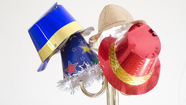 自分に似合う帽子の選び方&被り方 4つの方法♪
