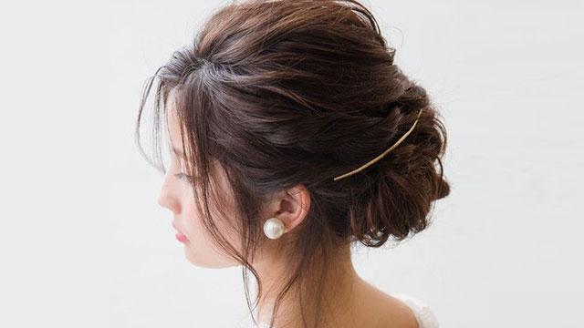 「抜け感」がかわいすぎ♡くずし方がポイントのヘアアレンジ