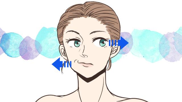 顔痩せは表情筋がポイント!引き締めて小顔をキープする方法