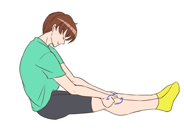 O脚の人のマッサージ&予防法_1