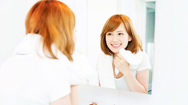 その乾燥肌、塩素水が原因かも?乾燥肌を改善する方法!