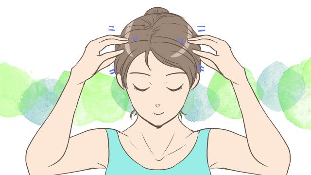 顔のむくみをとるための「小顔マッサージ」!基本となる手の形
