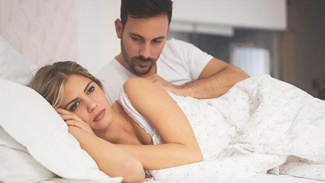 彼氏とセックスをするのが憂鬱・・・女性の性に関する悩み解消法