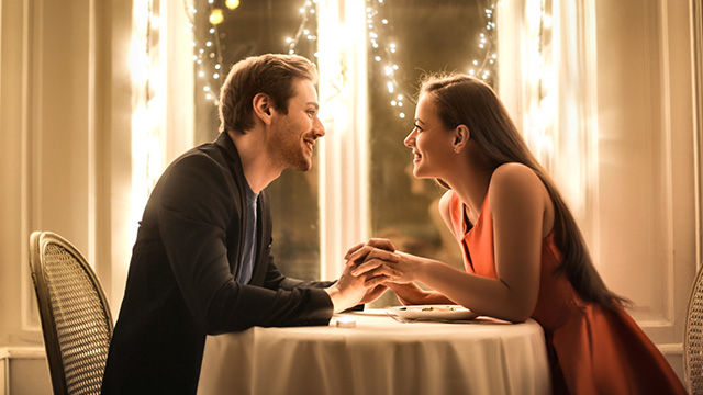 恋人と付き合い始めた日…記念日としてお祝いしている?