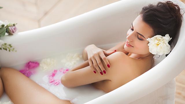 お風呂で楽に痩せませんか?バスタイムを有効活用する方法