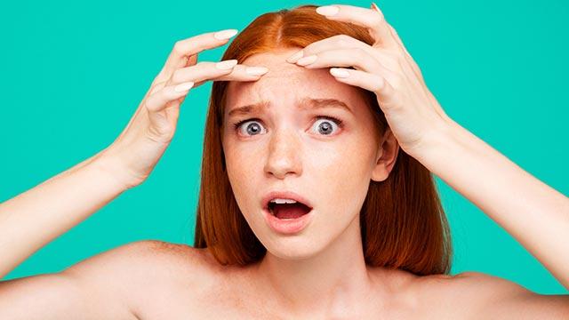 原因不明の肌荒れはホルモンバランスの乱れ?子宮ビューティーメソッド