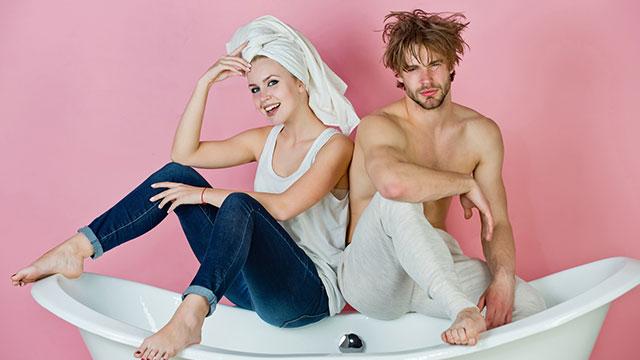 彼氏と一緒にお風呂に入るとき、どうしてる?カップルがしている入浴での楽しみ方