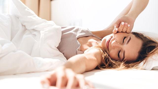 疲れているのに眠れないなら…ぐっすり眠る為のセクシャルヒーリング