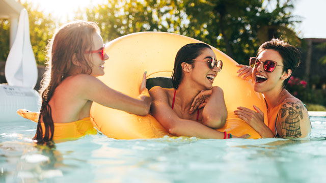 """海やプールに行く季節!視線が気になるなら""""水着チェックポイント"""""""