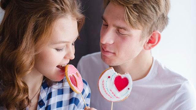 バレンタインは好き?チョコでエッチに深まる♡バレンタインプレイ