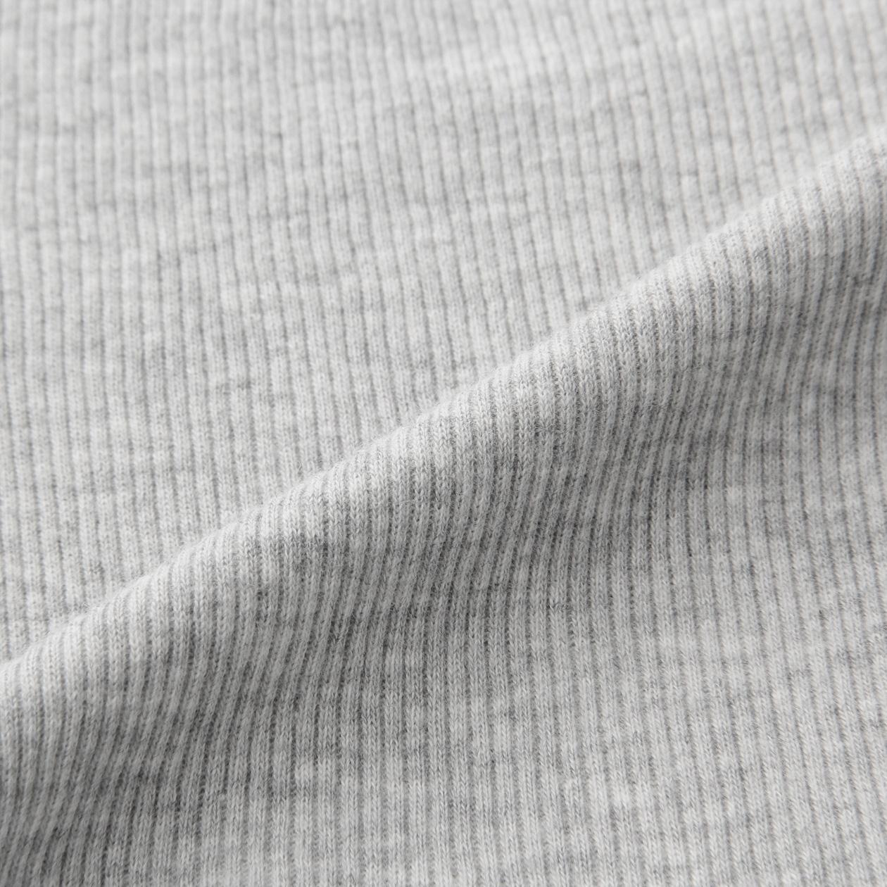 【無印良品】オーガニックコットンリブ編み脇に縫い目のないブラジャー_5