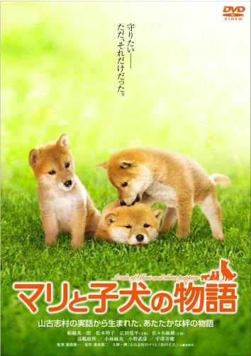 ⑤マリと子犬の物語(2007年)