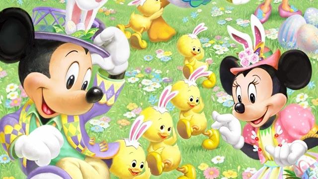 東京ディズニーリゾートの春といえば「ディズニー・イースター」!2年ぶりに両パークでイースターが楽しめる♡
