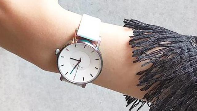 2019年版♡ブレスレットとして使えるおしゃれ腕時計7選