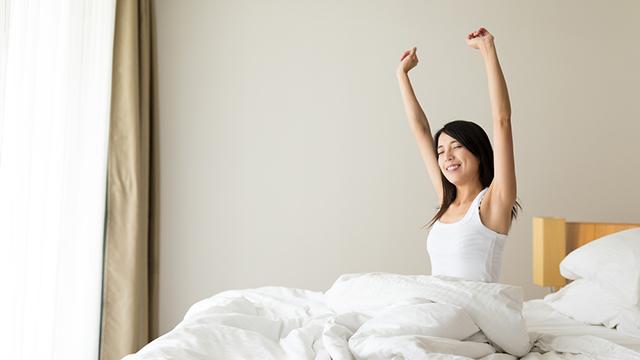 """「良い目覚め」で1日を快適に♡""""スッキリ目覚め""""をサポートする方法"""