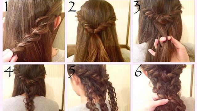 【デートにも♡】ヘアゴムだけで不器用さんも超簡単にできる大人可愛いヘアアレンジ9選