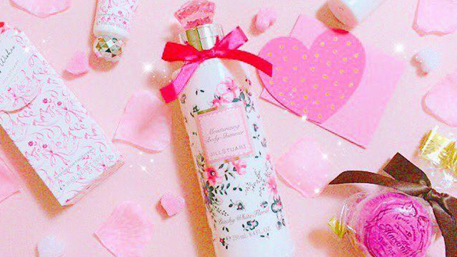 プレゼントにおすすめ♡春を感じるボディケアアイテム7選