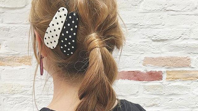 一手間でこなれ感♪かわいすぎる三つ編み×ポニーテールのヘアアレンジ6選