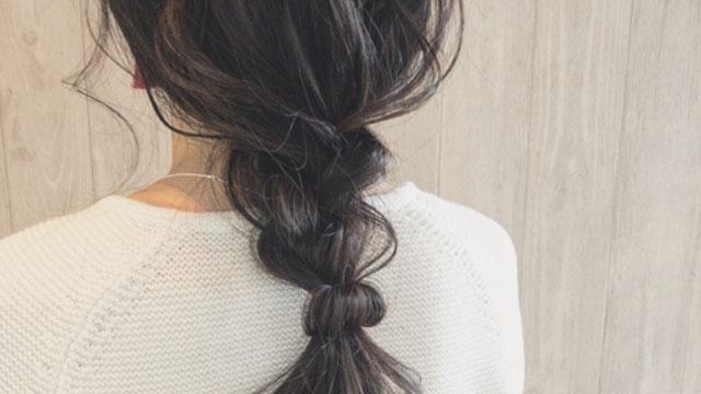 大人女子のヘアアレンジはルーズ感が大事♡おしゃれな抜け感を作るポイントって?