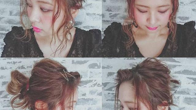 暑い夏のレジャーにはアップスタイルがおすすめ♡首元をすっきり見せるまとめ髪4選
