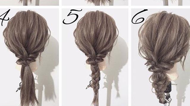 ラフなまとめ髪が大人っぽ可愛い♡こなれ感たっぷりのヘアアレンジ特集