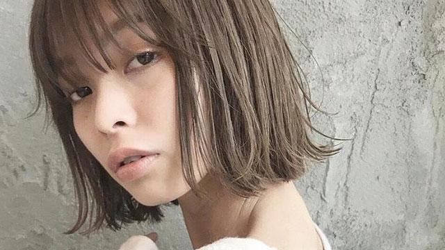 """""""暗髪ボブ""""で秋モードにチェンジ♡季節を先取りするボブスタイル7選"""