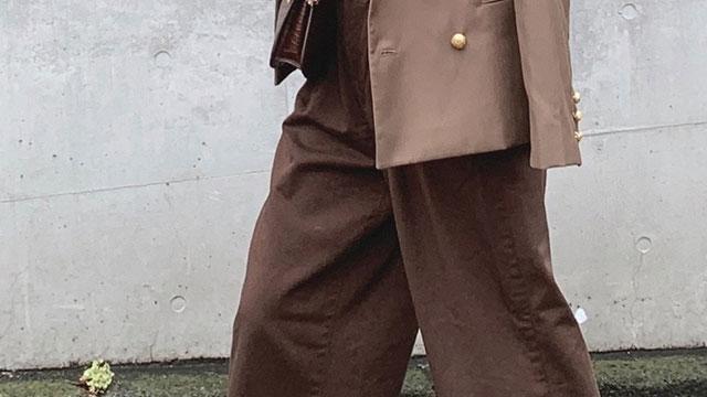 """""""テーラードジャケット""""はゆるく着こなすのがポイント♡垢抜け大人っぽコーデ5選"""