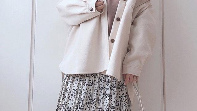 2019年冬もおしゃ見え確実♪大人可愛いレオパード柄のスカート特集♡