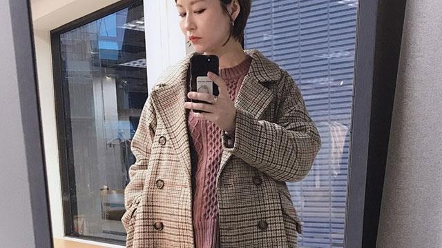 """上下ニットが大人っぽ可愛すぎ♡トレンドの""""ニットアップ""""コ―デ特集"""