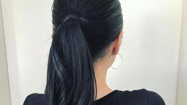 脱・幼さ!就活中でも楽しめる色っぽい黒髪ヘアアレンジ特集!