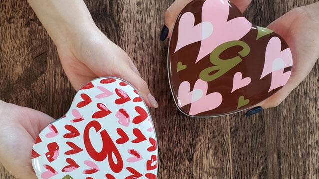 今年のバレンタインはハート型ボックスと一緒に想いを伝えて♡見た目も可愛いチョコレート4選