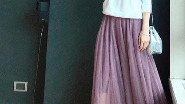 冬〜春コーデはスカートにキレイ色を♪春の訪れを楽しむ鮮やかスカートのコーデ特集