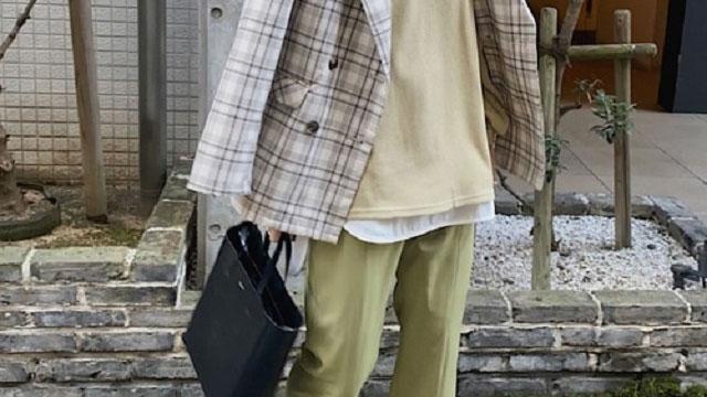 マニッシュな春アウターでこなれ感を♡テーラードジャケットを取り入れた春コーデ5選