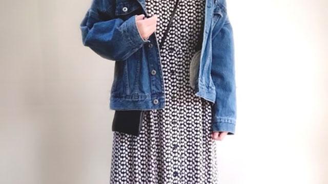 春の定番アイテム「デニムジャケット」を今年風に着こなすには?大人可愛いコーデ特集