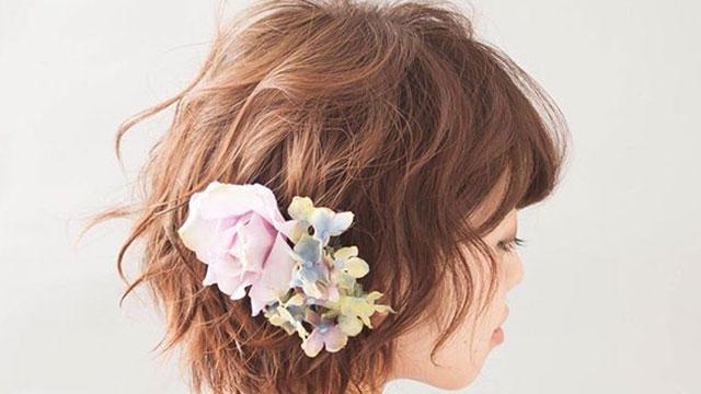 ジューンブライド♡花嫁さんにおすすめしたいヘアスタイル3選【ショート・ボブ編】