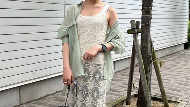 この夏は「透けシャツ」が手放せない♡シースルーシャツの夏コーデ5選